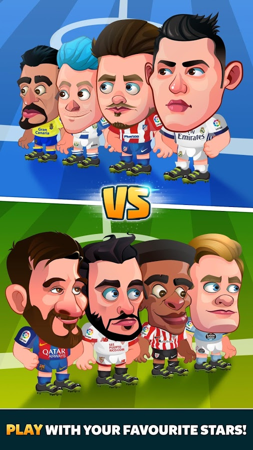 Download Head Soccer La Liga Android Apk + Mod New Free - Google Play