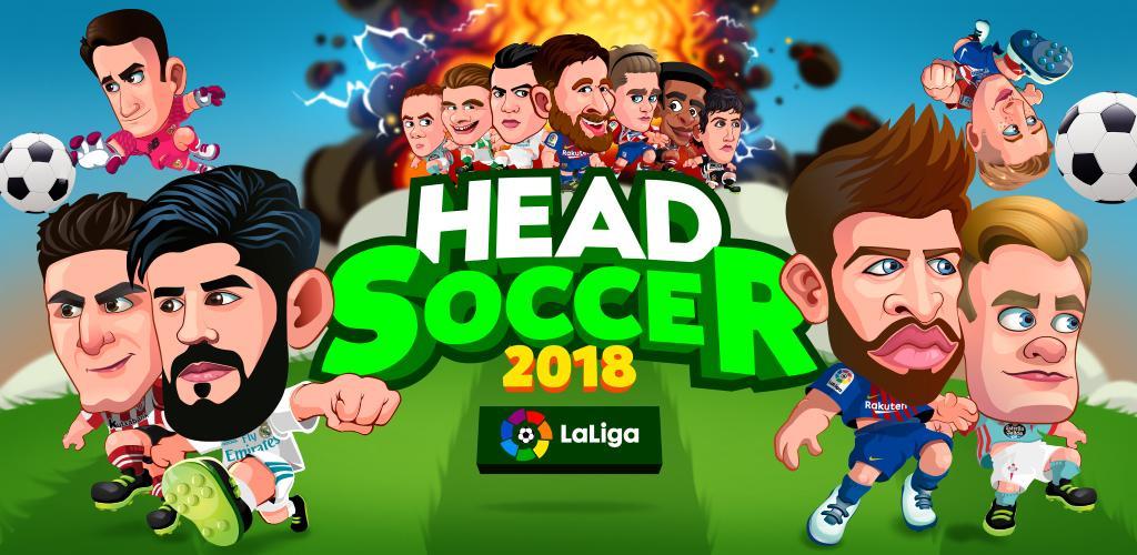 دانلود Head Soccer La Liga - بازی فوتبال هدزنی اندروید + مود