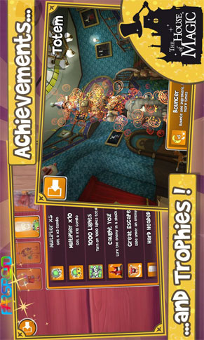 House Of Magic Android بازی اندروید