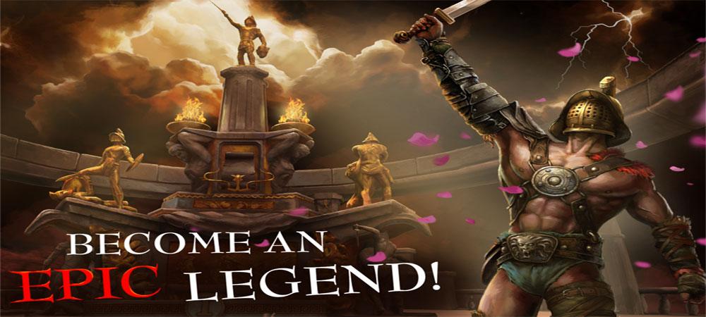 دانلود I, Gladiator - بازی گلادیاتور اندروید + دیتا