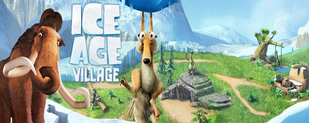 دانلود Ice Age Village - بازی عصر یخبندان اندروید+ دیتا