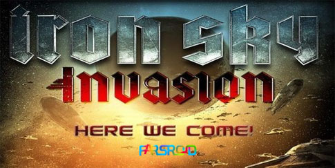 دانلود Iron Sky Invasion - بازی اکشن تهاجم هوایی اندروید + دیتا