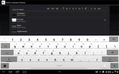 Download Kii Keyboard Android APK NEW