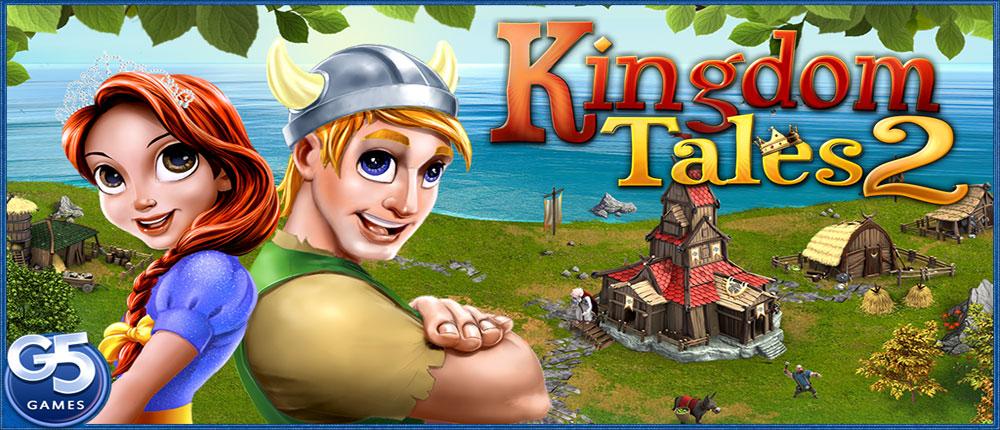 دانلود Kingdom Tales 2 - بازی استراتژیک قصه های پادشاهی 2 اندروید + دیتا