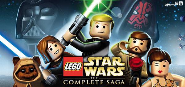 دانلود LEGO® Star Wars™: TCS - بازی لگو: جنگ ستارگان اندروید!