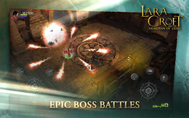 Lara Croft: Guardian of Light Android