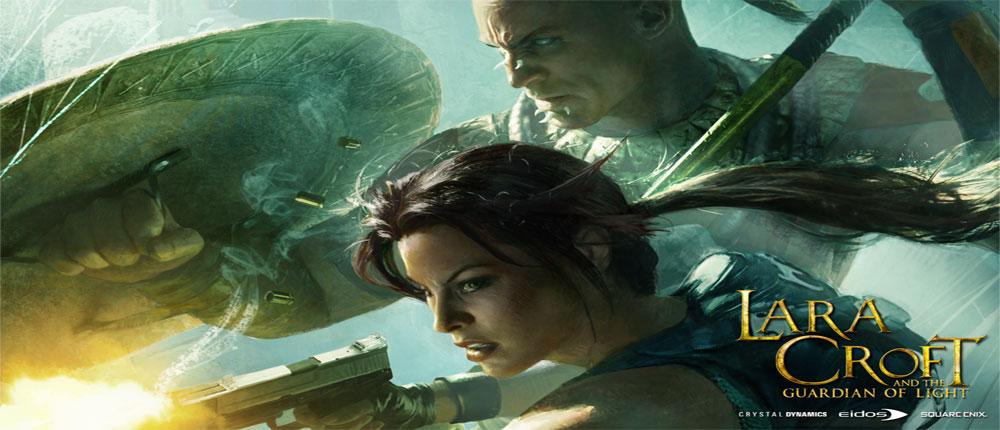 دانلود Lara Croft: Guardian of Light - بازی لارا کرافت: نگهبان روشنایی آندروید + دیتا