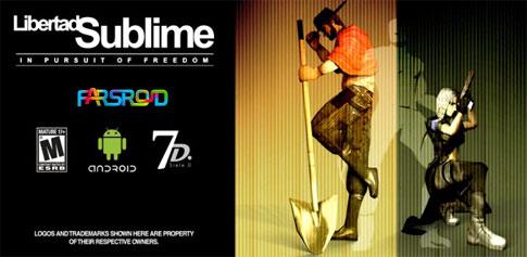 دانلود Libertad Sublime HD - بازی لیبرتاد بلند مرتبه اندروید
