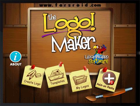 دانلود Logo Maker and Graphics - طراحی لوگو اندروید + دیتا