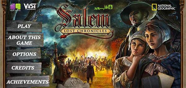 دانلود Lost Chronicles : Salem - بازی ماجراجویی جدید اندروید + دیتا
