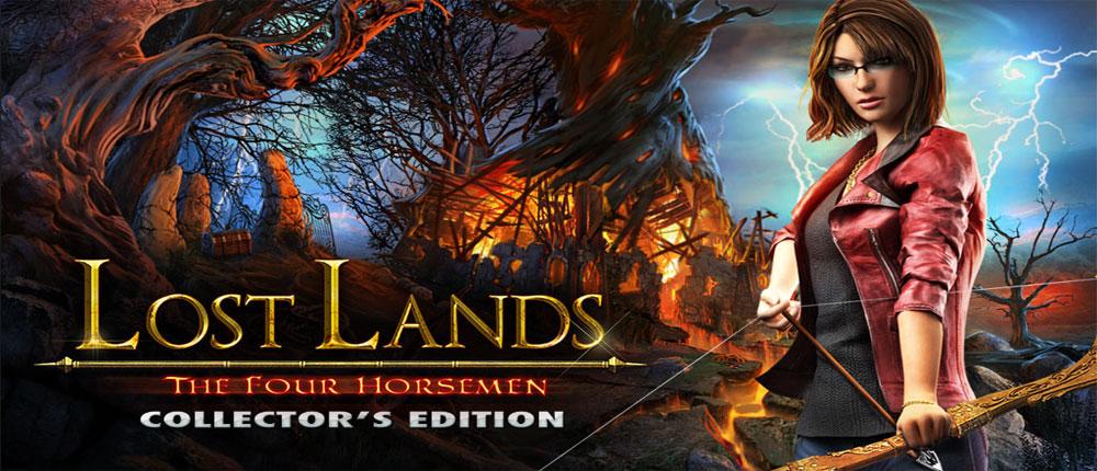 دانلود Lost Lands 2 Full - بازی ماجرایی سرزمین های گمشده 2 اندروید + دیتا