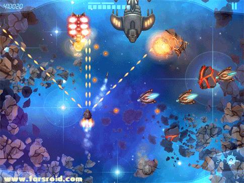 دانلود M.A.C.E. - بازی جذاب سفینه فضایی اندروید + دیتا