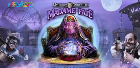 دانلود MCF Madame Fate - بازی ماجراجویانه و فکری اندروید + دیتا