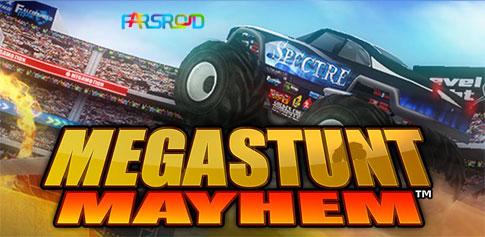 دانلود MEGASTUNT™ Mayhem Pro - بازی ماشین های بزرگ اندروید