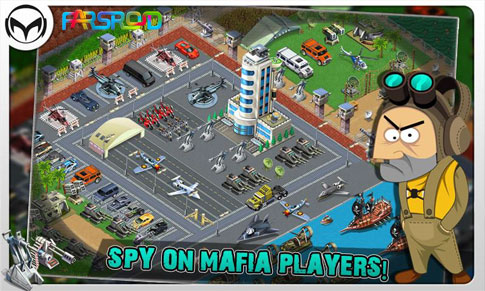 Mafia Farm Android بازی اندروید