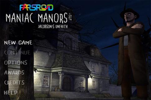 دانلود Maniac Manors - بازی جدید فکری و معمایی اندروید + دیتا