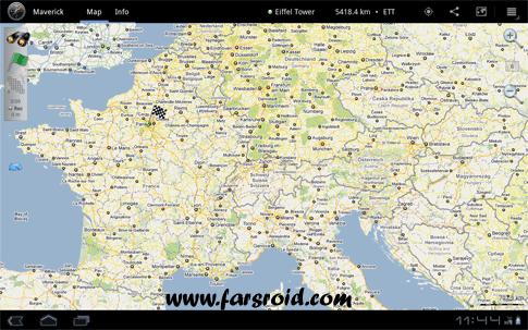 Download Maverick Pro Android + Offline Maps