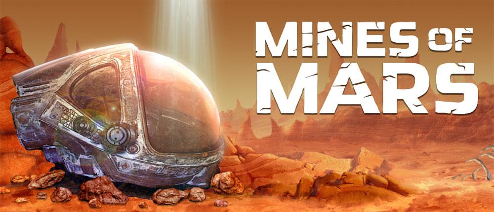 دانلود Mines of Mars - بازی فوق العاده معادن مریخ اندروید + دیتا