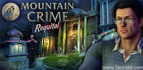 دانلود Mountain Crime: Requital - بازی مجرم کوهستان اندروید + دیتا