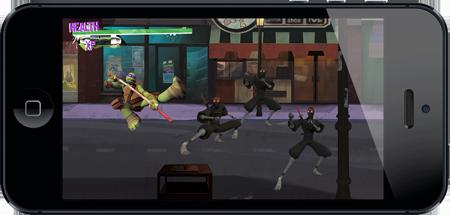 دانلود Mutant Rumble - بازی لاکپشت های نینجا اندروید + دیتا
