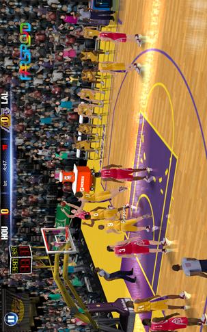 NBA 2K14 Android بازی اندروید