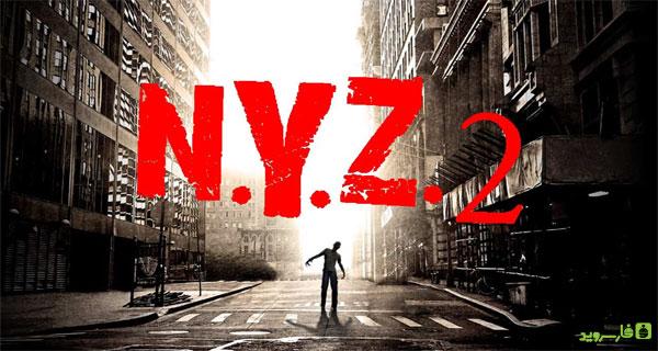 دانلود New York Zombies 2 - بازی اکشن زامبی های نیویورک 2 اندروید + دیتا