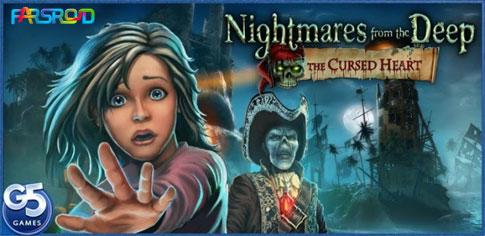 دانلود Nightmares from the Deep - بهترین بازی فکری اندروید + دیتا