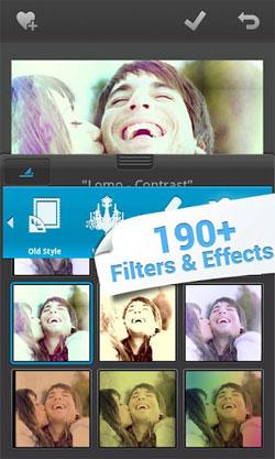 Photo Studio PRO 2 دانلود Photo Studio PRO 1.24.2 – برنامه جذاب و جالب و خوب عالی افکت گذاری و همچنین ویرایش عکس آندروید