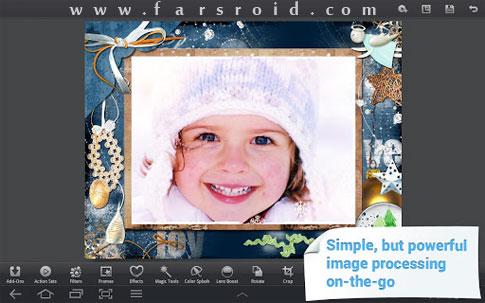 Photo Studio PRO 4 دانلود Photo Studio PRO 1.24.2 – برنامه جذاب و جالب و خوب عالی افکت گذاری و همچنین ویرایش عکس آندروید