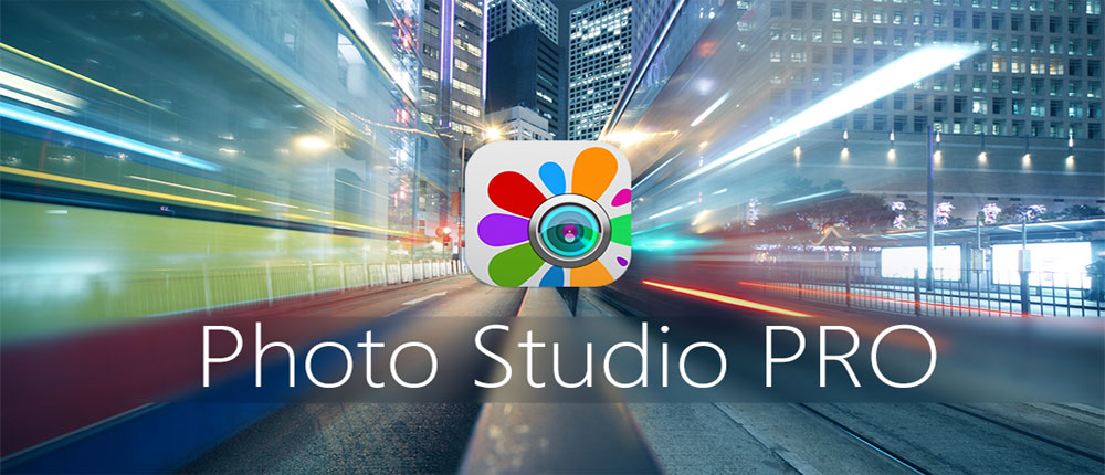 دانلود Photo Studio PRO - برنامه افکت گذاری عکس اندروید