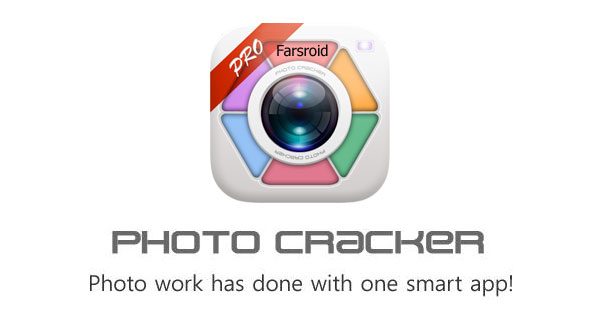 دانلود Photocracker PRO - ویرایشگر تصویر فوق العاده اندروید!