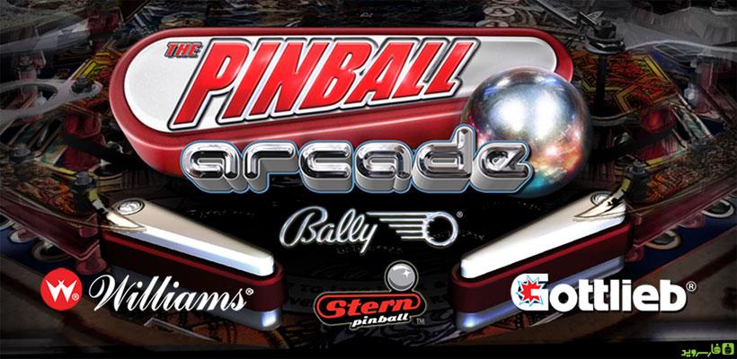دانلود Pinball Arcade Full/Unlocked - بازی بینبال اندروید + دیتا