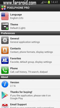 PixelPhone Pro Android
