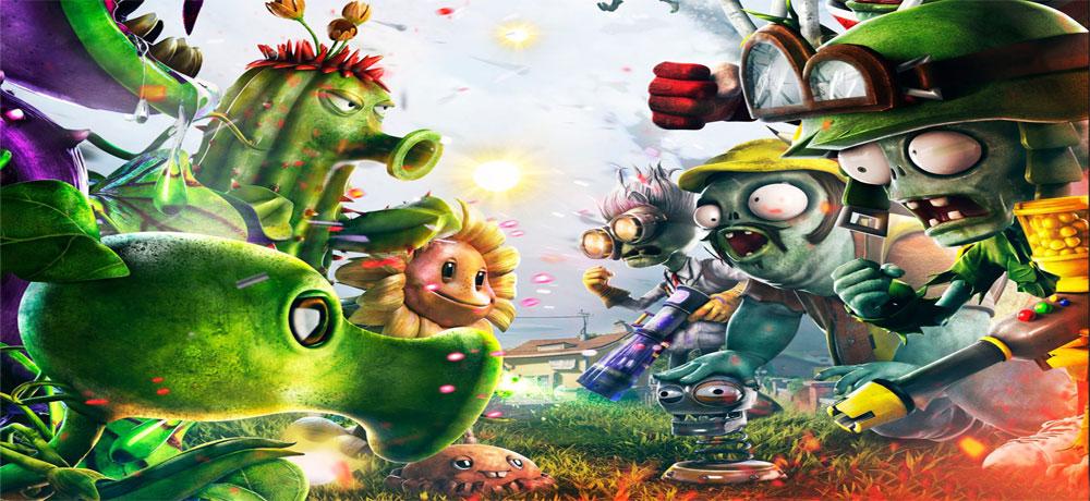 دانلود Plants vs. Zombies 2 HD - بازی زامبی ها وگیاهان 2 اندروید