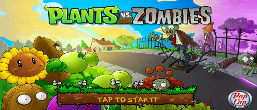 دانلود Plants vs. Zombies™ - بازی استراتژی زامبی و گیاهان اندروید
