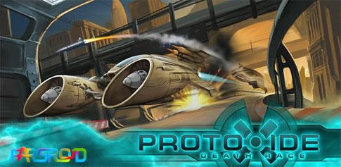 دانلود Protoxide: Death Race - بازی مسابقات مرگبار اندروید