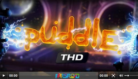 دانلود Puddle THD - بازی کنترل مایعات اندروید + دیتا