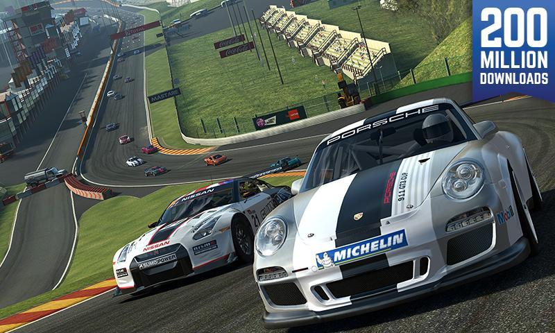 دانلود Real Racing 3 6.6.2 - بازی اتومبلیرانی ریل رسینگ 3 اندروید + مود