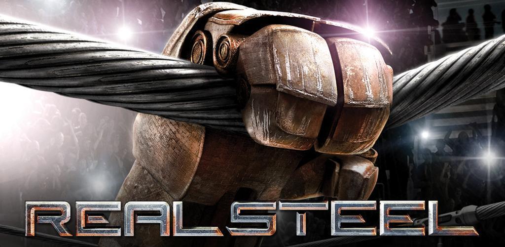 دانلود Real Steel HD - بازی نبرد ربات ها اندروید + دیتا
