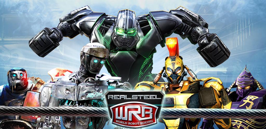 دانلود Real Steel World Robot Boxing - مسابقه بوکس ربات ها اندروید + دیتا