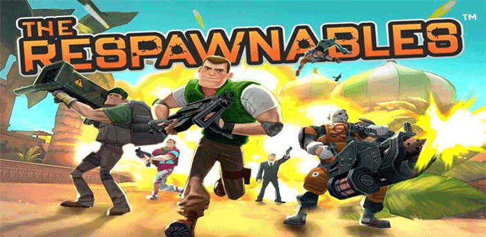 دانلود Respawnables - بازی تیراندازی اندروید + گیم دیتا