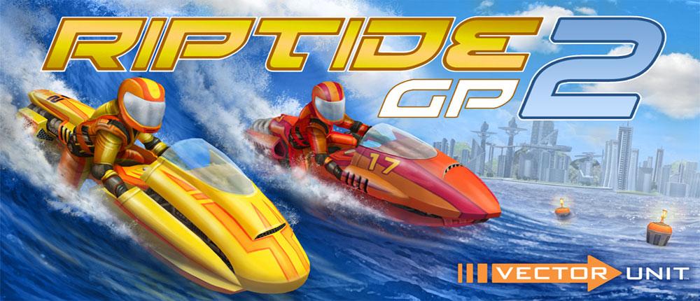 دانلود Riptide GP2 - بازی جدید مسابقه ای جت اسکی اندروید