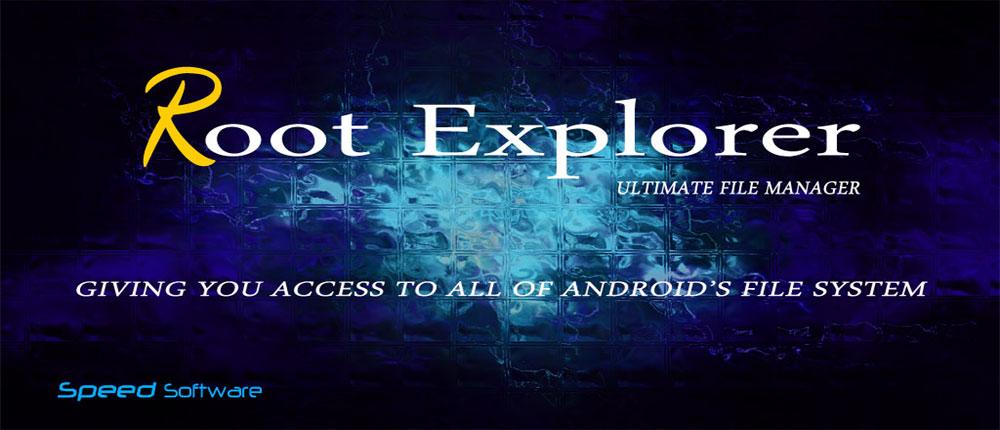 دانلود Root Explorer - فایل منیجر قدرتمند و همه جانبه اندروید