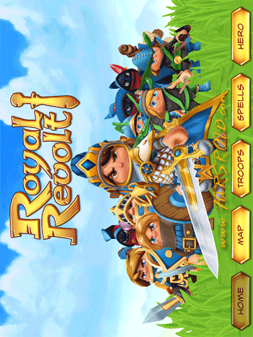 Royal Revolt! اندروید