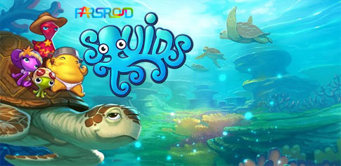 دانلود SQUIDS - بازی هشت پای مبارزه با میکروب اندروید + دیتا