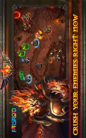 Scheme of Darkness Android بازی اندروید