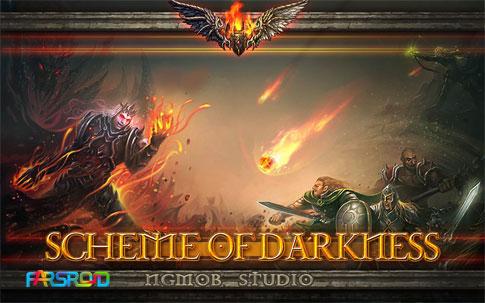 دانلود Scheme of Darkness - بازی جنگی طرحی از تاریکی اندروید