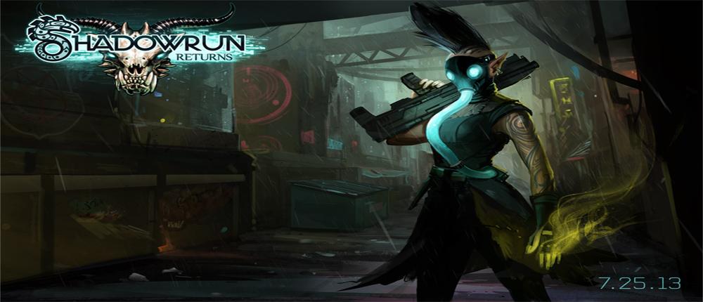 دانلود Shadowrun Returns - بازی اکشن فوق العاده اندروید + دیتا