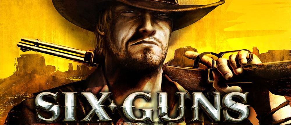 دانلود Six-Guns - بازی شش اسلحه آندروید + دیتا + پول بی نهایت