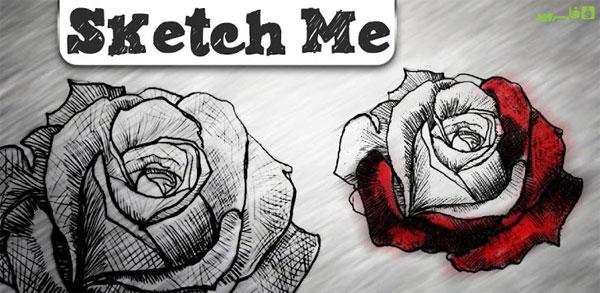 دانلود Sketch Me Pro - اپلیکیشن نقاشی و اسکچ اندروید